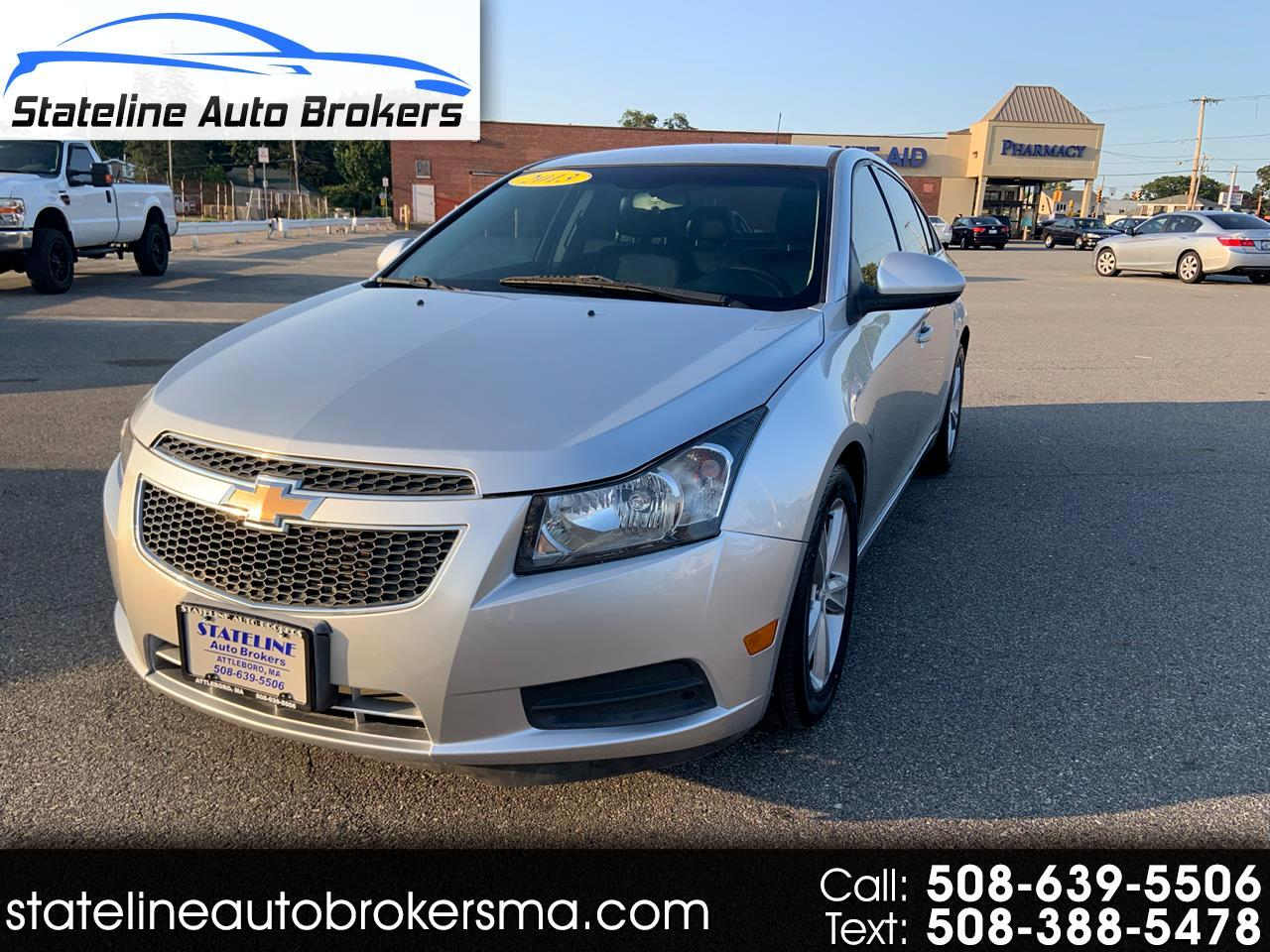 2013 Chevrolet CRUZE LT Base