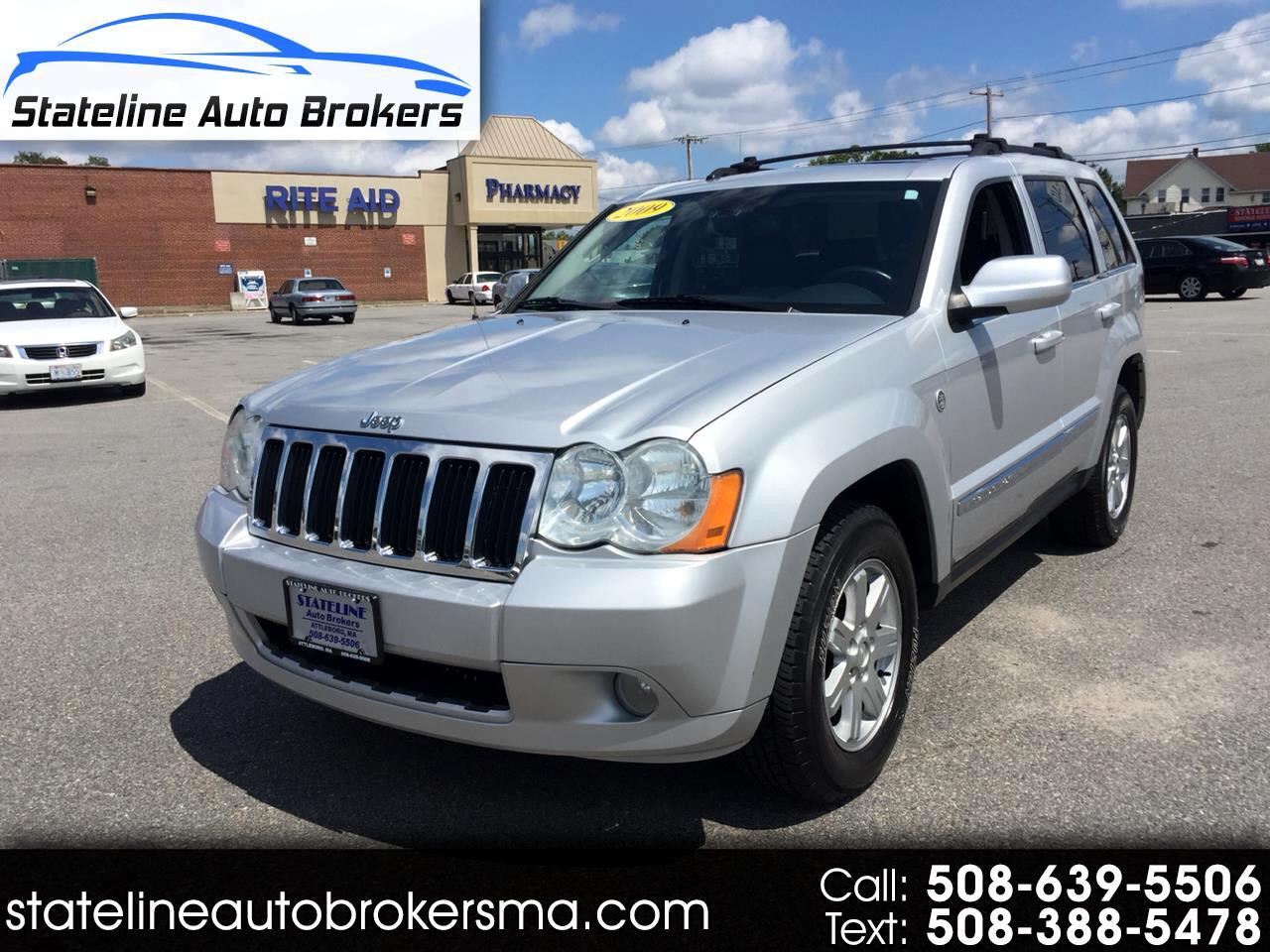 2009 Jeep Grand Cherokee 4dr Limited 4WD