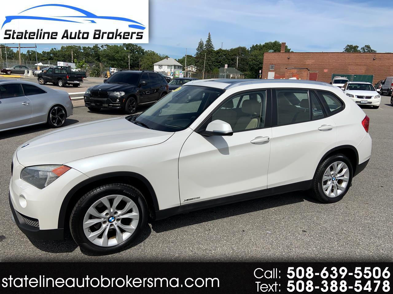 2013 BMW X1 AWD 4dr xDrive28i
