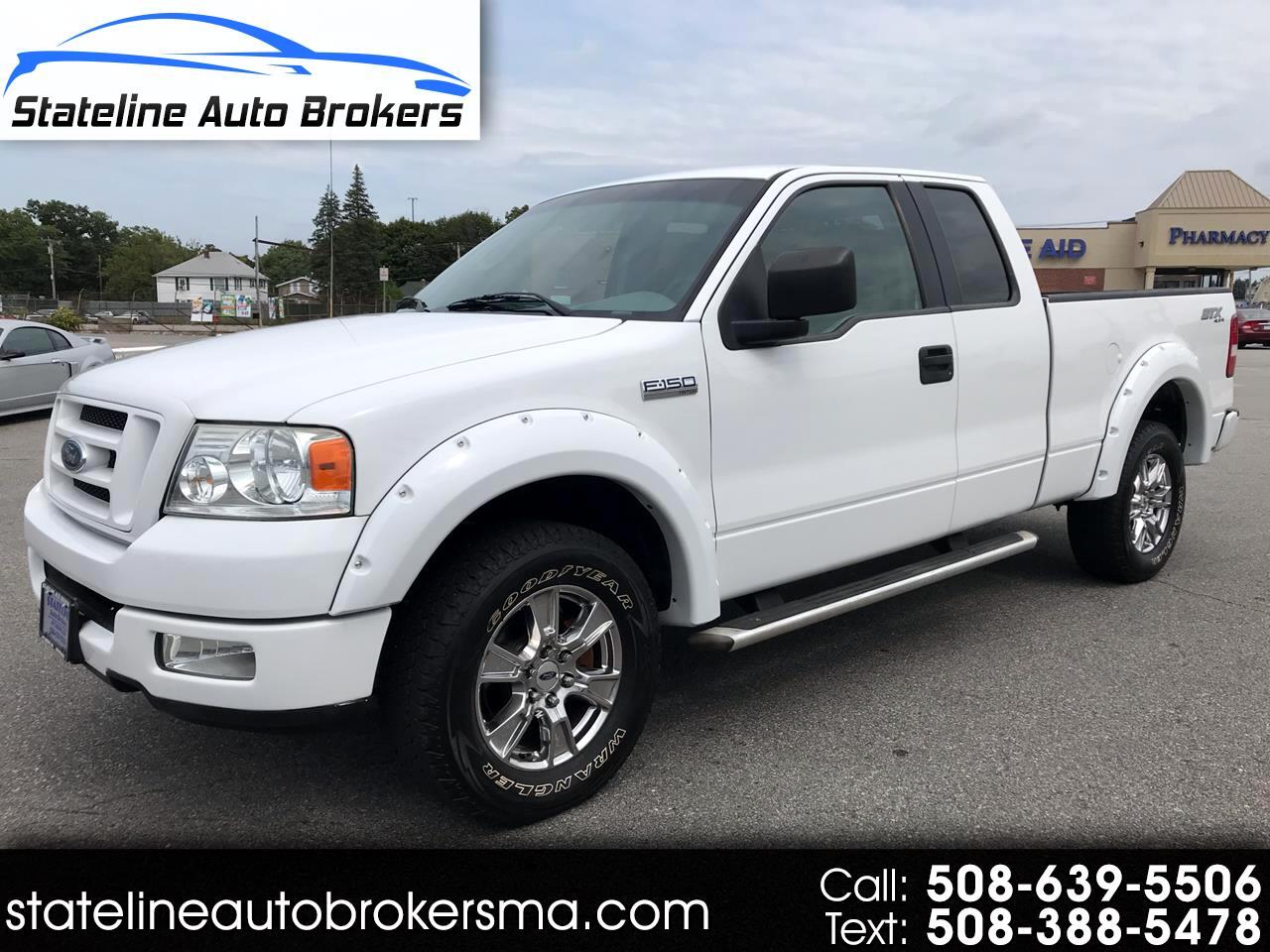 2005 Ford F-150 Custom SuperCab Long Bed 4WD