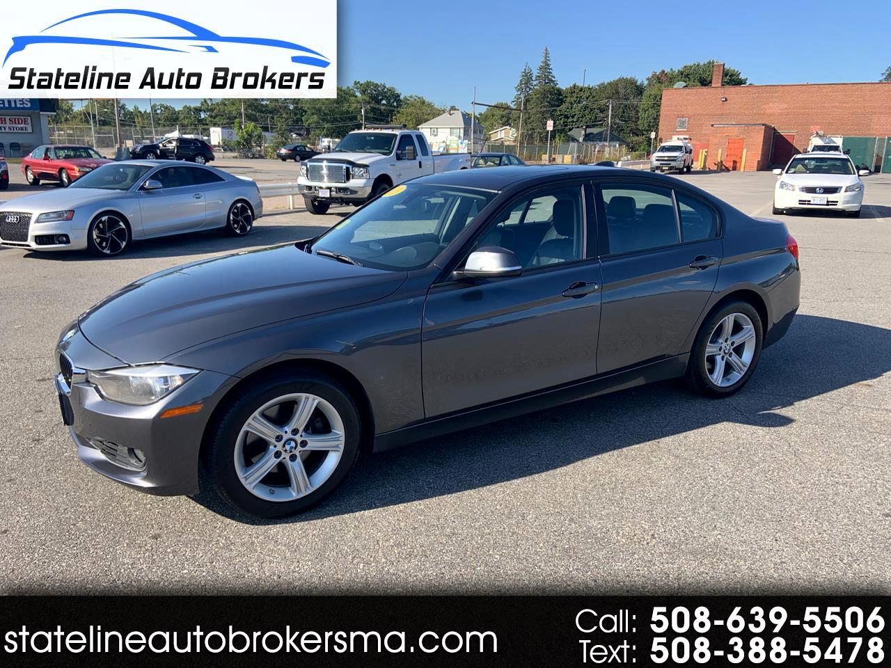 BMW 328i xDrive Base 2013
