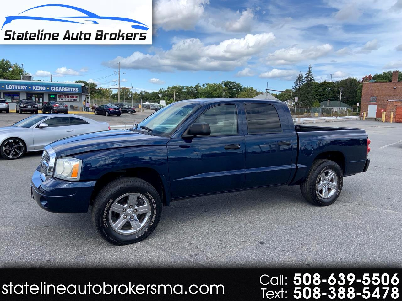 "2007 Dodge Dakota 4WD Quad Cab 131"" SLT"