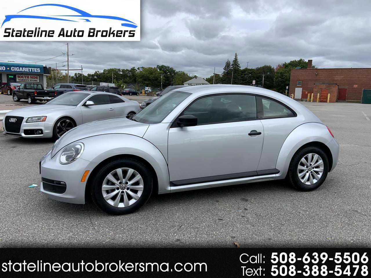 Volkswagen Beetle Coupe 2dr Auto 2.5L Entry PZEV *Ltd Avail* 2014