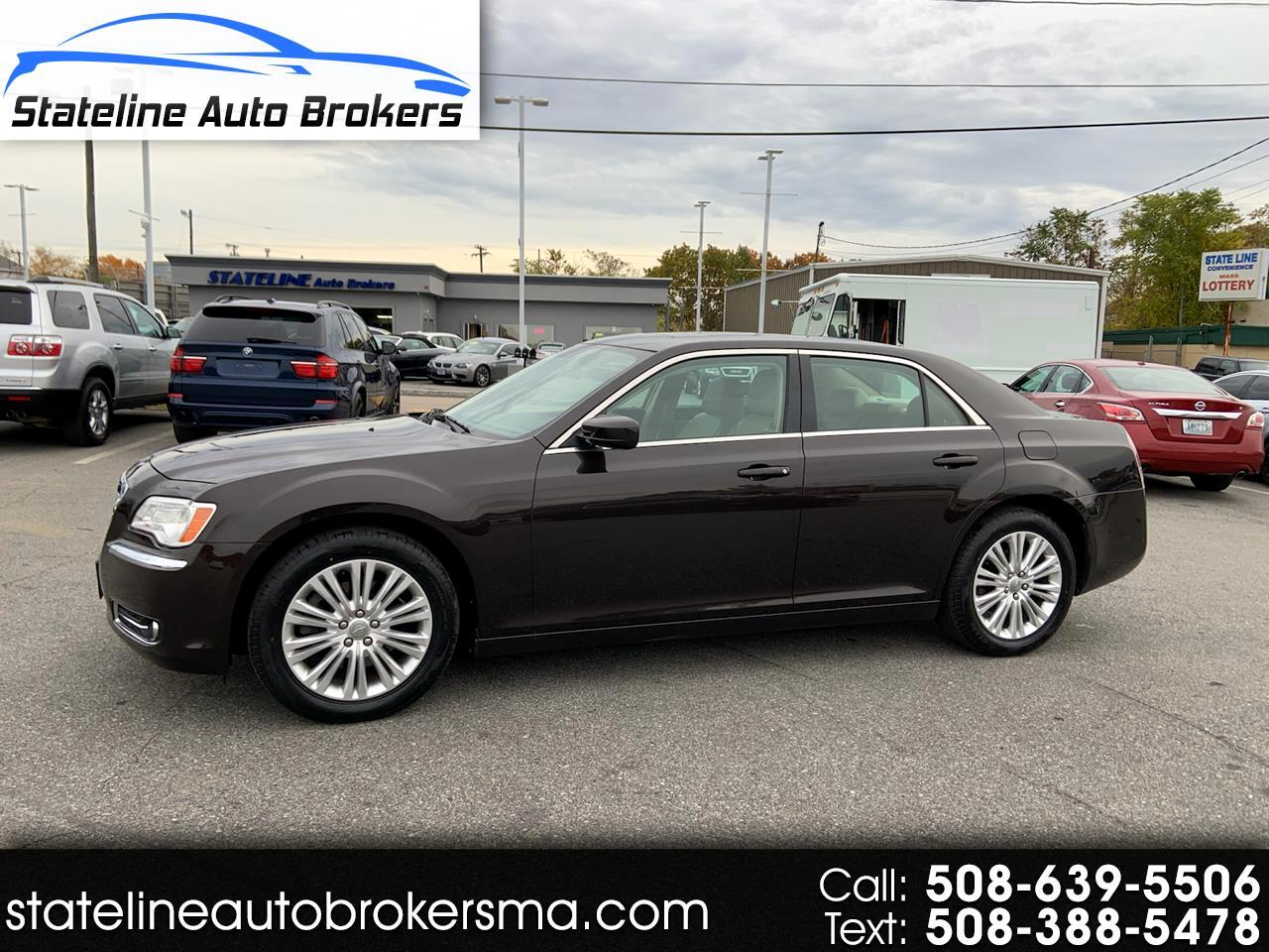 2013 Chrysler 300 For Sale >> Used 2013 Chrysler 300 4dr Sdn Awd For Sale In Attleboro Ma