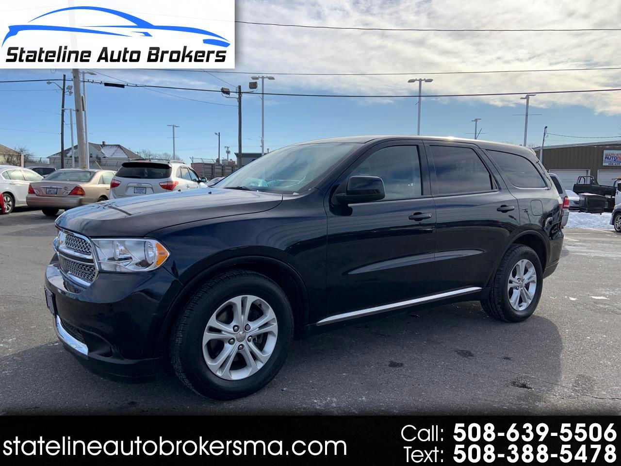 Dodge Durango AWD 4dr Express 2011