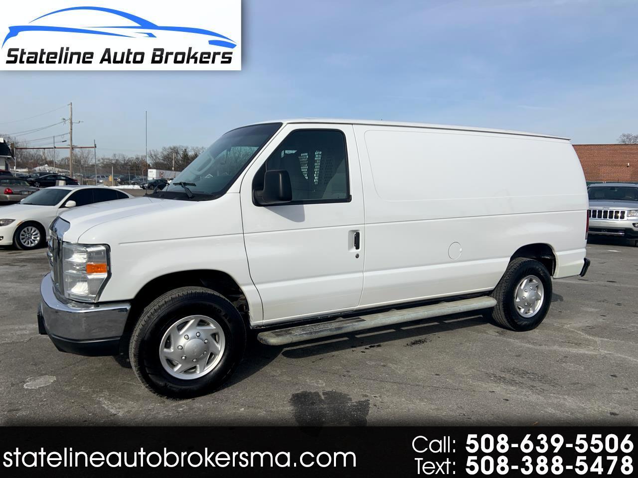 Ford Econoline Cargo Van E-250 Commercial 2012