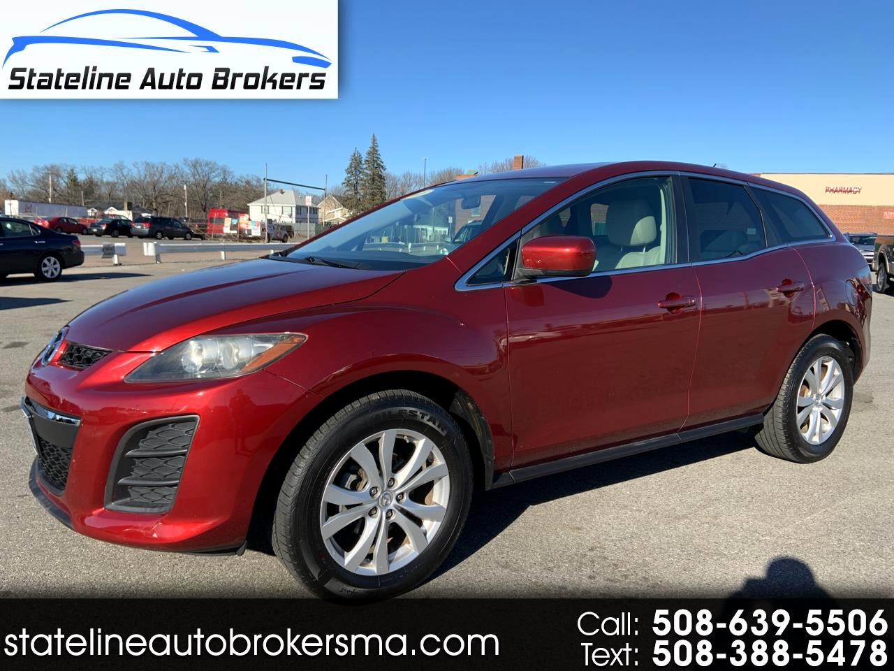 Mazda CX-7 AWD 4dr s Touring 2010