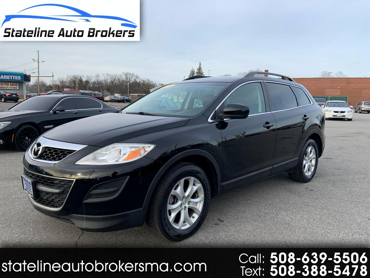 Mazda CX-9 AWD 4dr Touring 2011