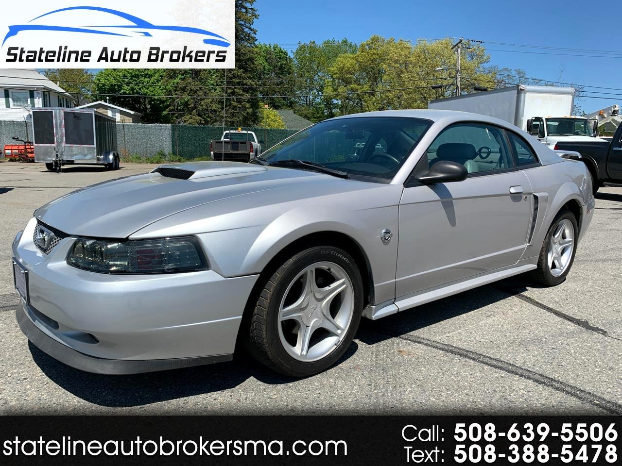 Ford Mustang 2dr Cpe GT Deluxe 2004