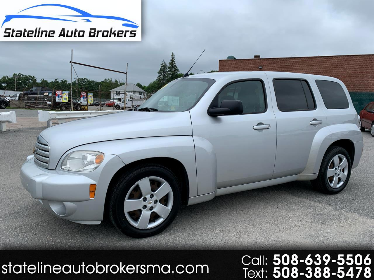 Used 2011 Chevrolet Hhr Fwd 4dr Ls For Sale In Attleboro Ma 02703
