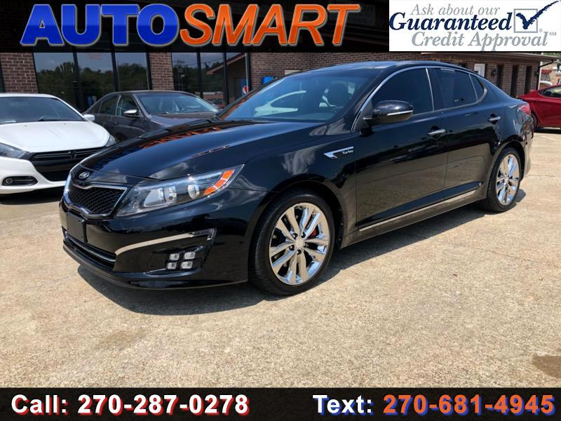 2015 Kia Optima SXL Turbo