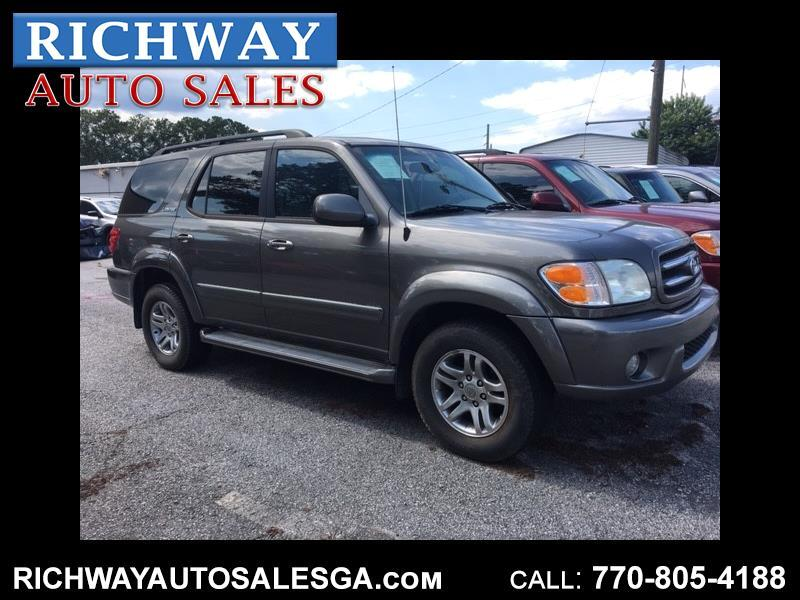 Toyota Sequoia Limited 2WD 2004