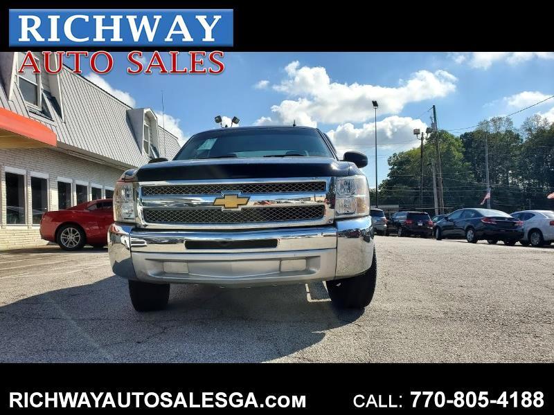 2012 Chevrolet Silverado 1500 LS Extended Cab 2WD