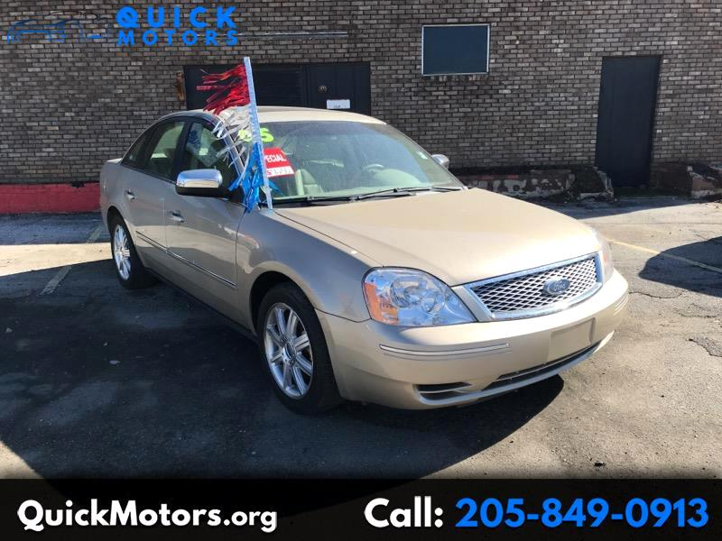 2005 Ford Five Hundred 4dr Sdn Limited AWD