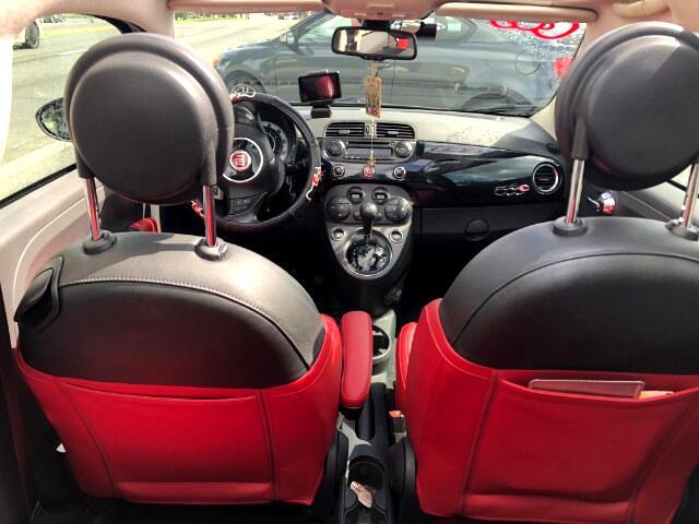 2013 Fiat 500 C Lounge Cabrio