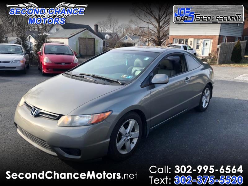 2008 Honda Civic 2dr Cpe EX Auto