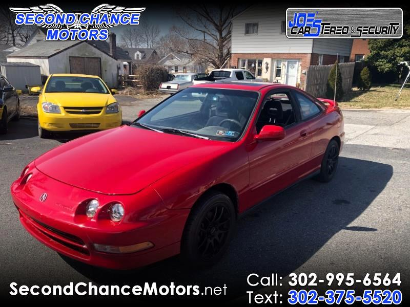1997 Acura Integra LS Coupe