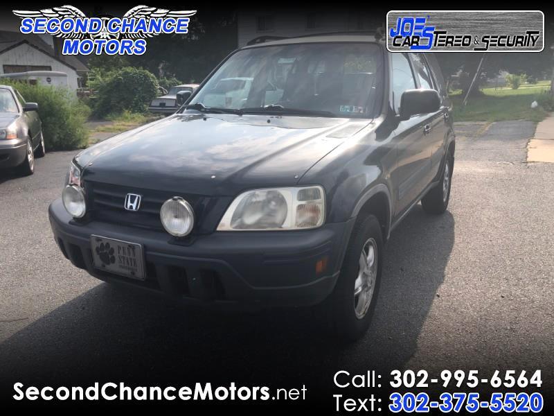 1998 Honda CR-V EX 4WD