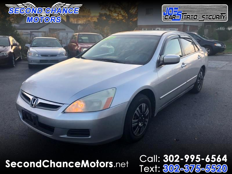 Honda Accord LX sedan AT 2006