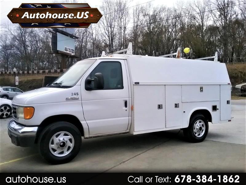 2006 Ford E-350 Super Duty KUV Knapheide Body E350