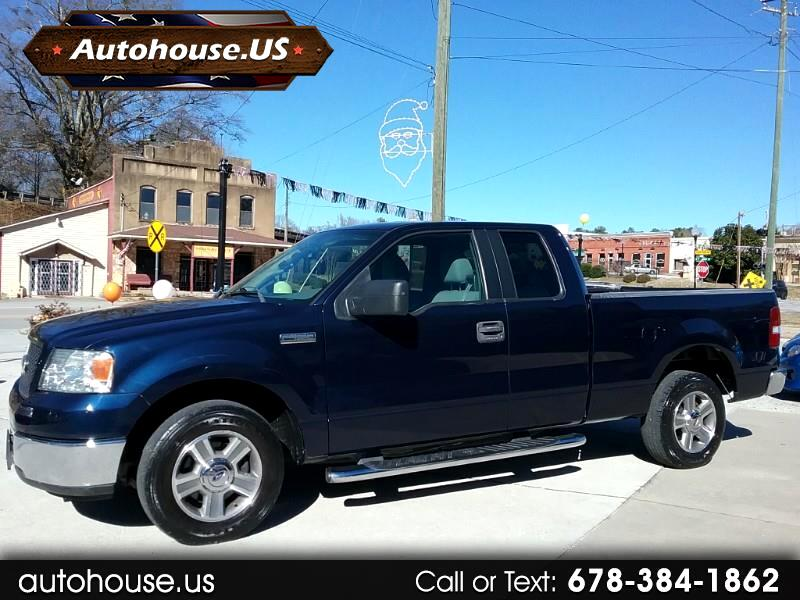 2006 Ford F-150 XLT SuperCab 5.5-ft Box 2WD