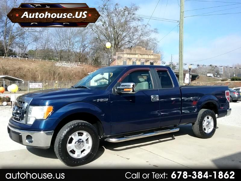 2009 Ford F-150 XLT Extended Cab 4-dr 2WD