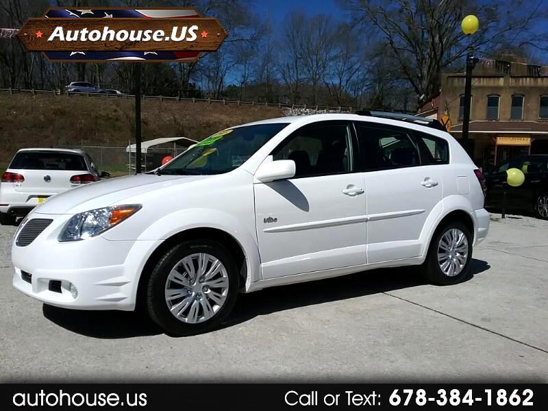 2005 Pontiac Vibe Hatchback 1.8L