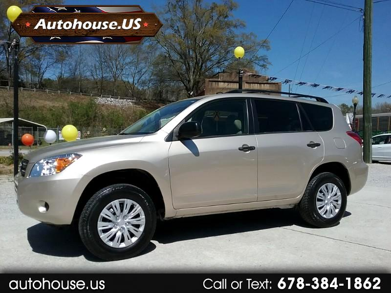 2007 Toyota RAV4 Leather 2WD