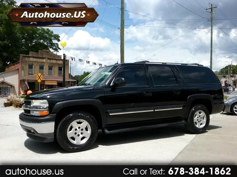 2005 Chevrolet Suburban LT Leather DVD