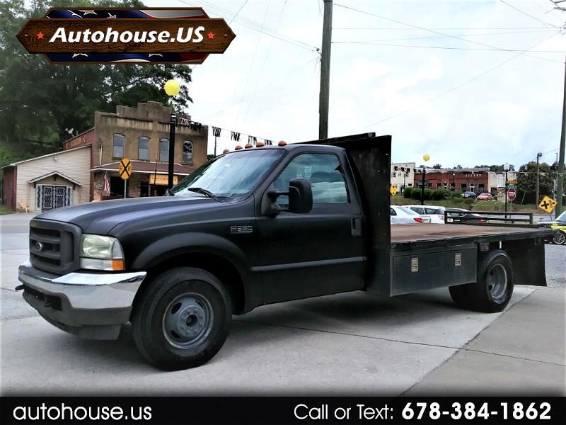 2004 Ford Super Duty F-350 DRW XL Flat Bed