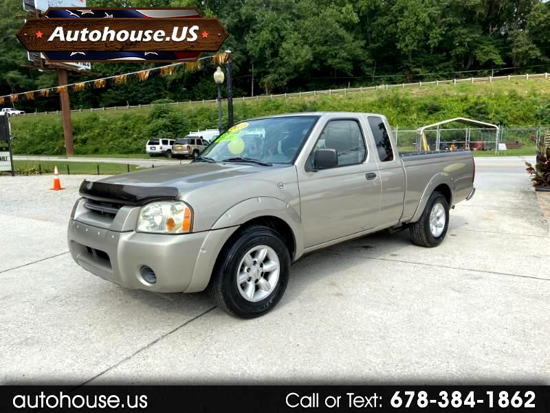 Nissan Frontier XE King Cab 2WD 2003