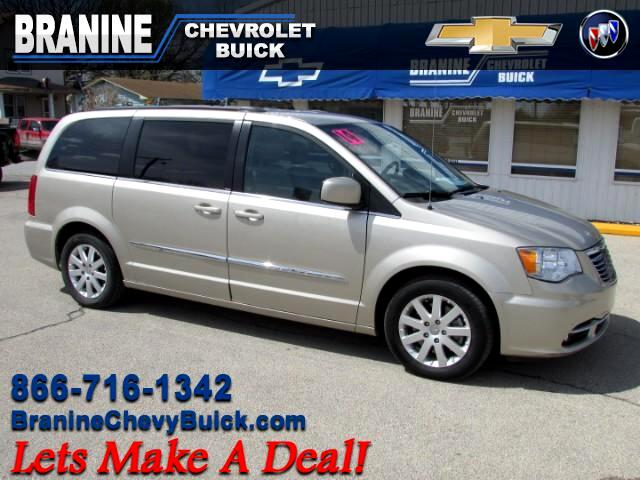 2014 Chrysler Town & Country Sport