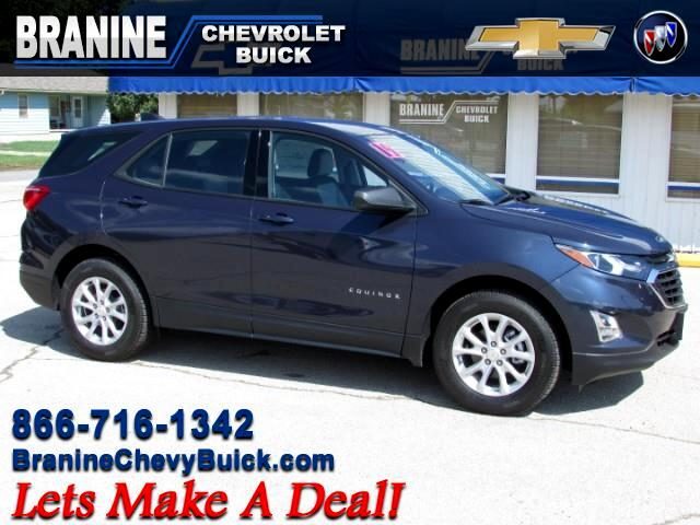 2019 Chevrolet Equinox LS 2WD