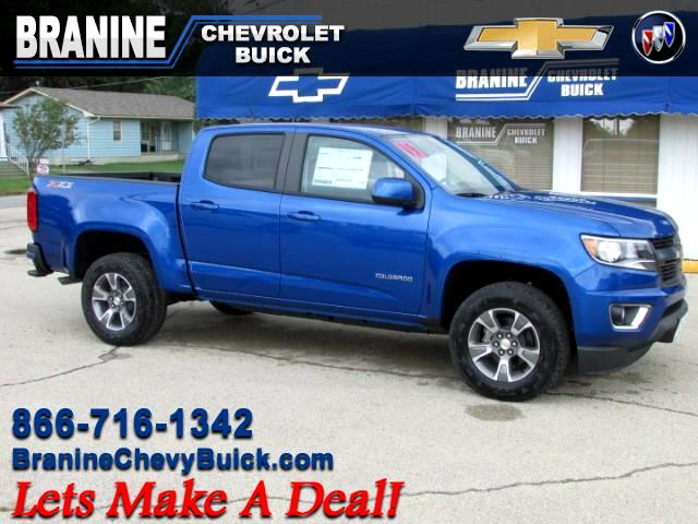 2019 Chevrolet Colorado Z71 Crew Cab 4WD Short Box