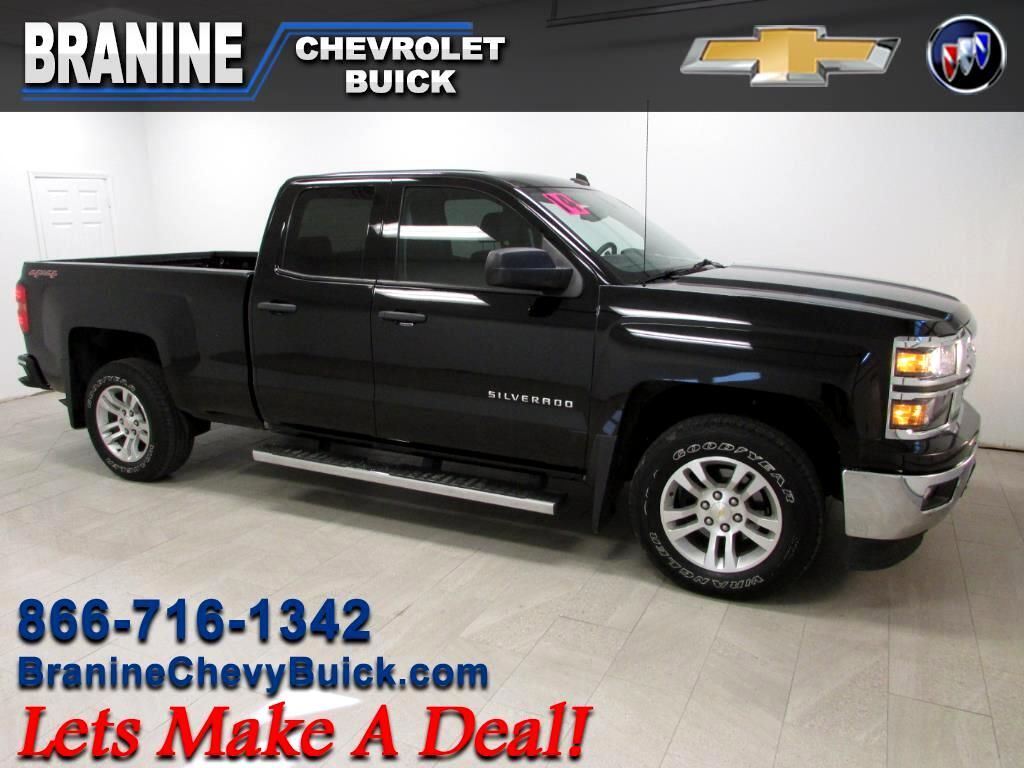 Used Cars For Sale Osage City Ks 66523 Branine Chevrolet Buick 1968 Crew Cab 2014 Silverado 1500 4wd Double 1435 Lt