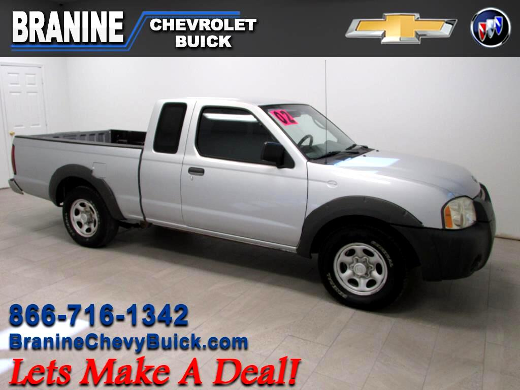 2002 Nissan Frontier 2WD King Cab I4 Manual