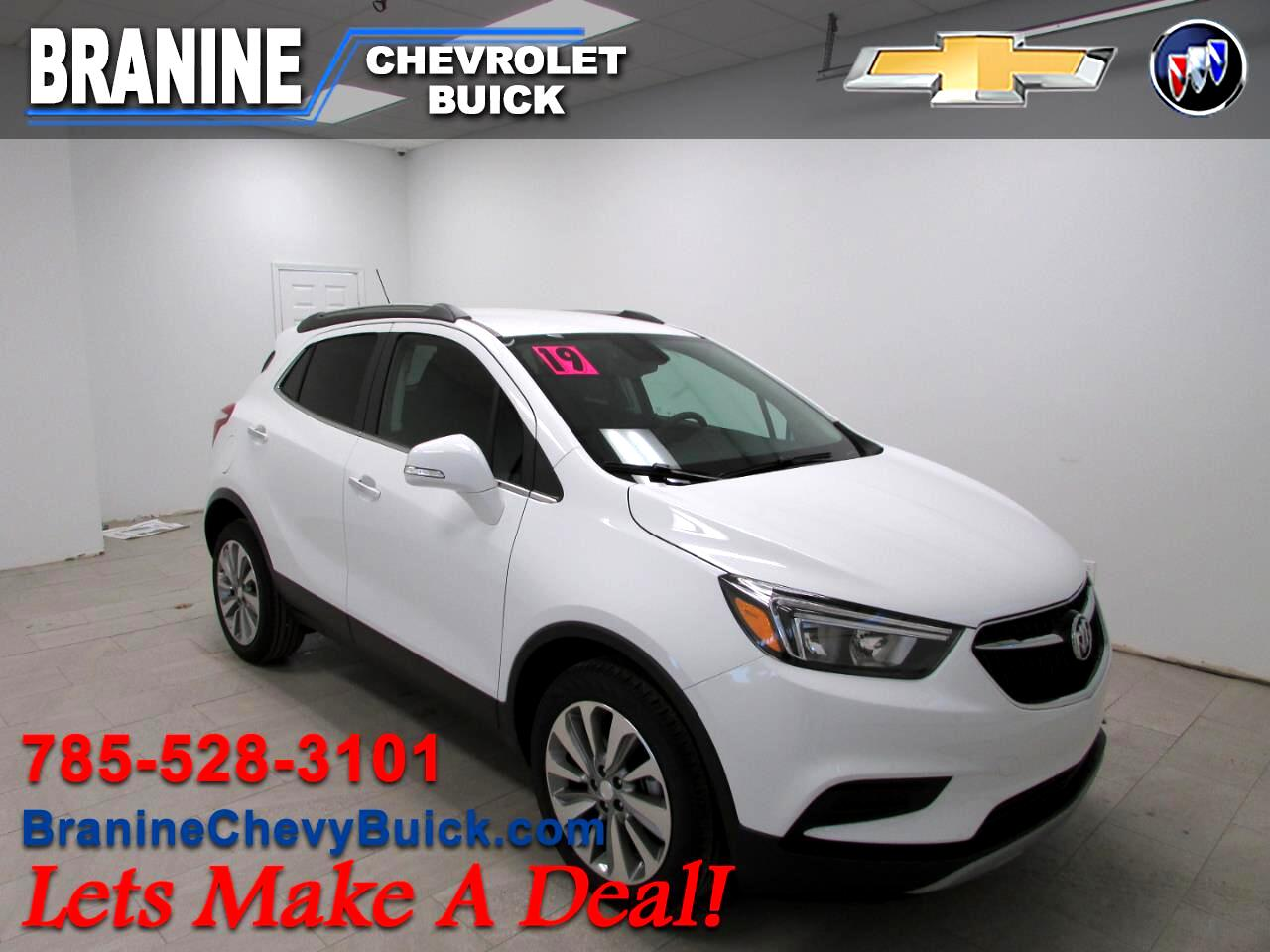 2019 Buick Encore FWD 4dr