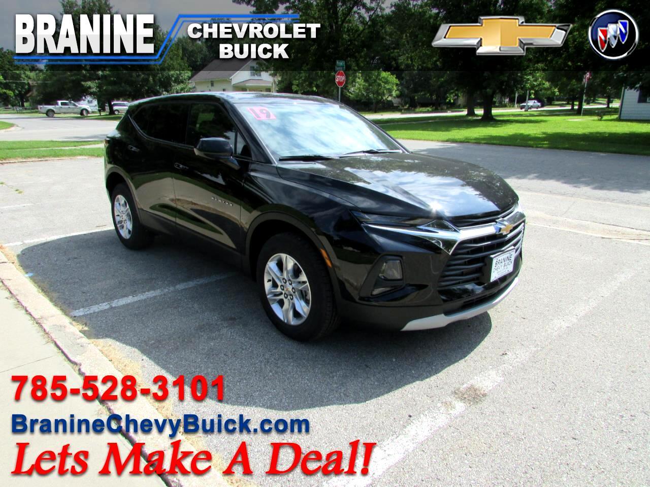 2019 Chevrolet Blazer FWD 4dr w/1LT