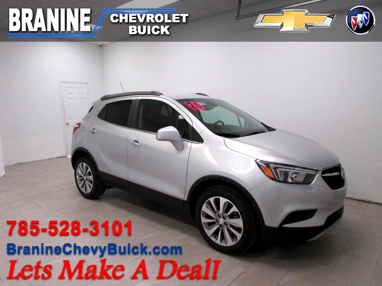 Buick Encore FWD 4dr Preferred 2020