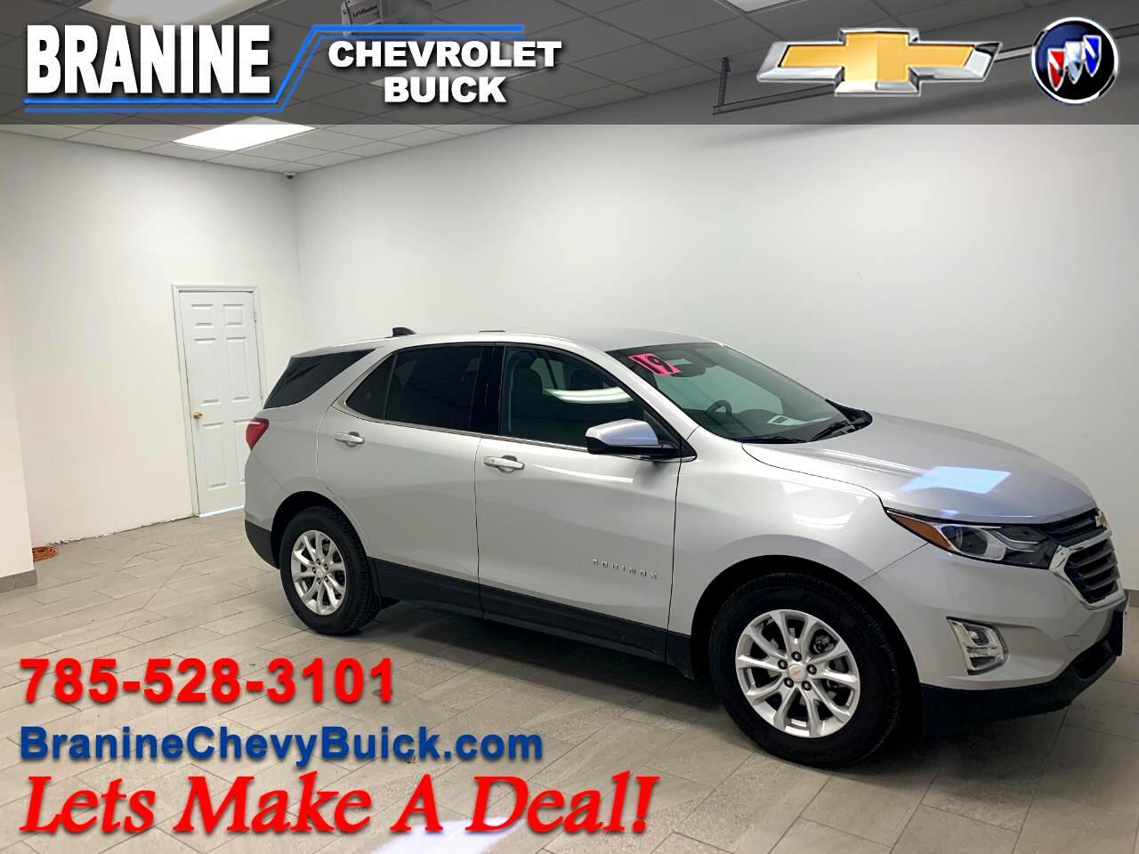 Chevrolet Equinox FWD 4dr LT w/1LT 2019