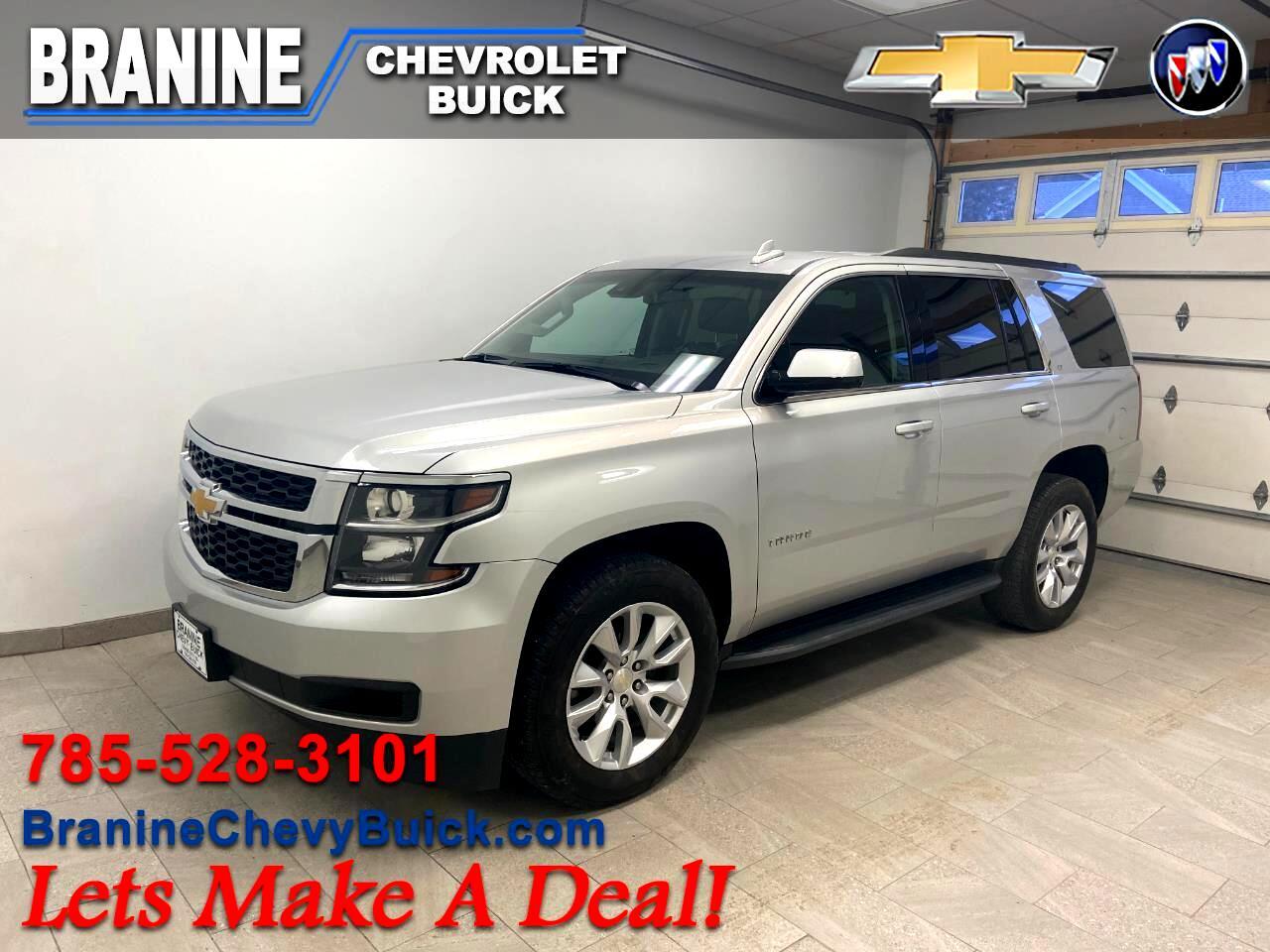 Chevrolet Tahoe 4WD 4dr LT 2018