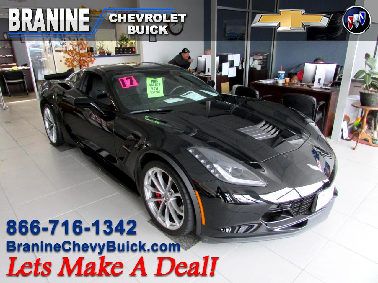 2017 Chevrolet Corvette Grand Sport w/2LT