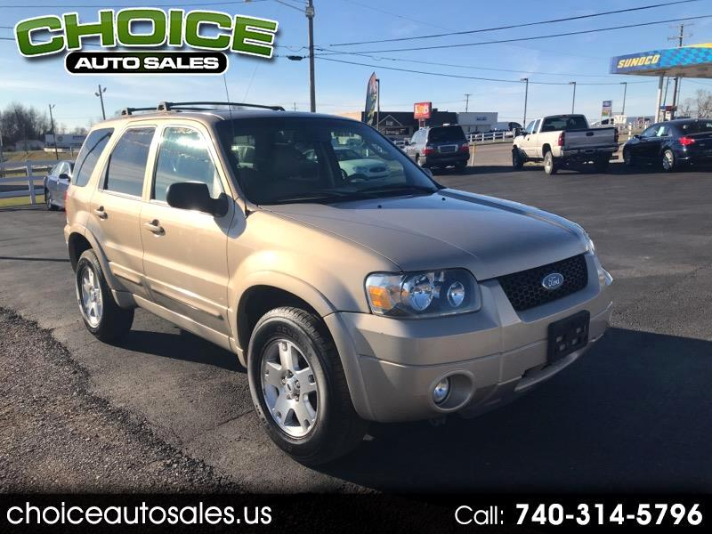 2007 Ford Escape 4WD 4dr I4 Auto Limited