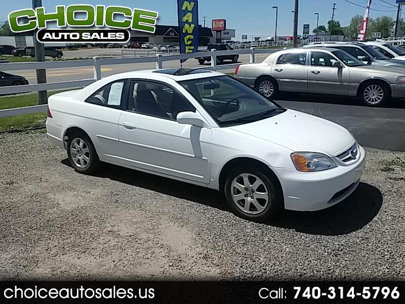 2003 Honda Civic EX coupe