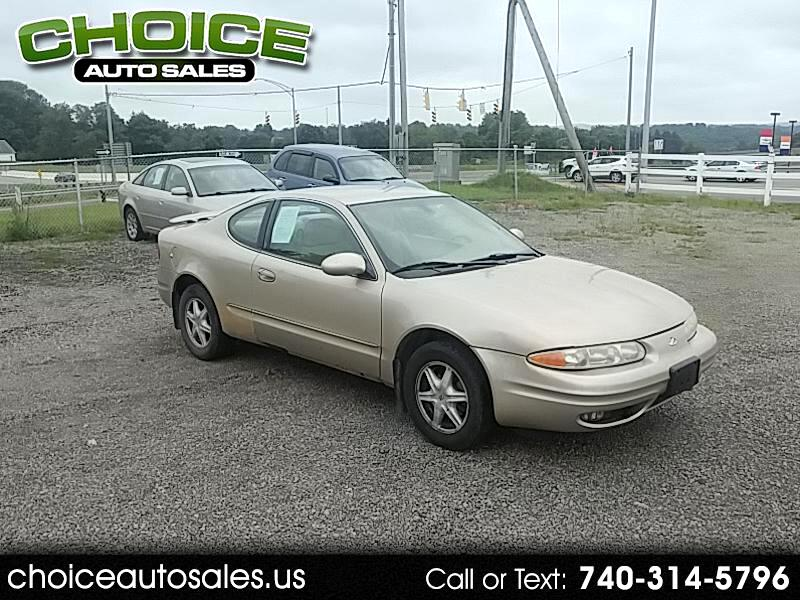 2002 Oldsmobile Alero GL1 coupe