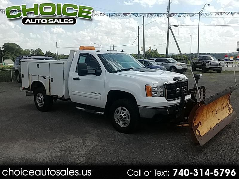 GMC Sierra 2500HD SLE Long Box 4WD 2011