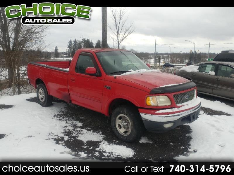 Ford F-150 WS Reg. Cab Short Bed 4WD 1999