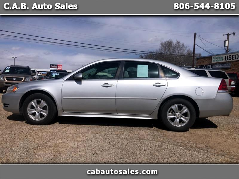 Chevrolet Impala Limited LS 2014