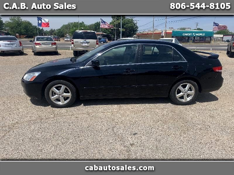 Honda Accord EX Sedan AT 2003