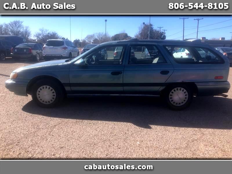 Ford Taurus Wagon GL 1993